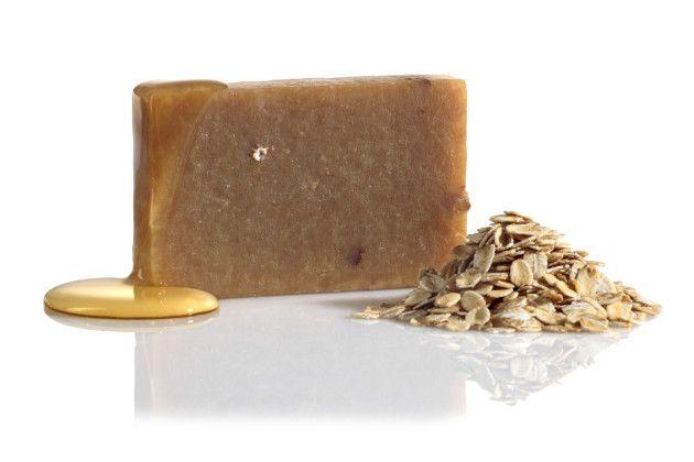 Manna Seife mit Honig und Ziegenmilch