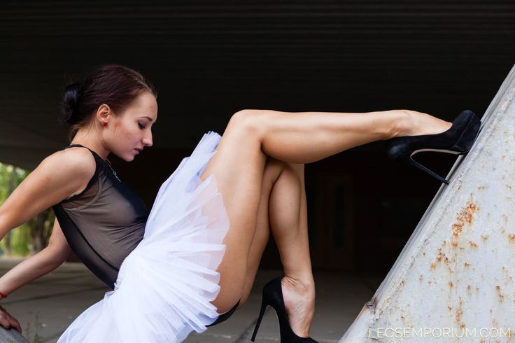 Alexa - Concrete Jungle of Ballerina Legs | Legs Emporium ...