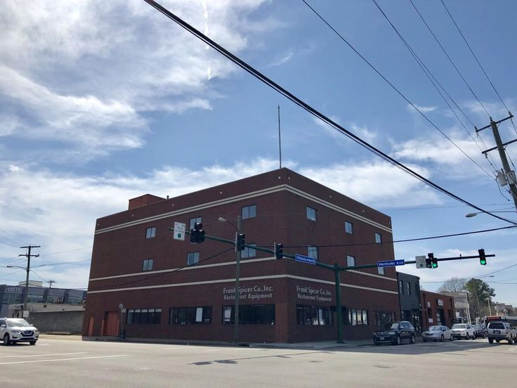 Frank Spicer Co. moves out of 100 year old building in