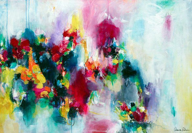 """""""Fae Flowers"""" All prints are gicleé quality printed using only archival materials on paper or canvas. My artwork is photographed professionallyto ensure maximu"""