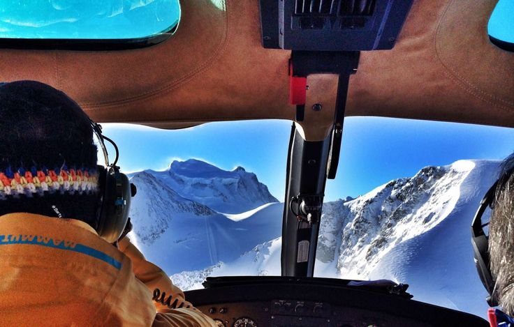 Guided Heliskiing In Verbier Switzerland #powder#ski#pure#sport#snow#heliski