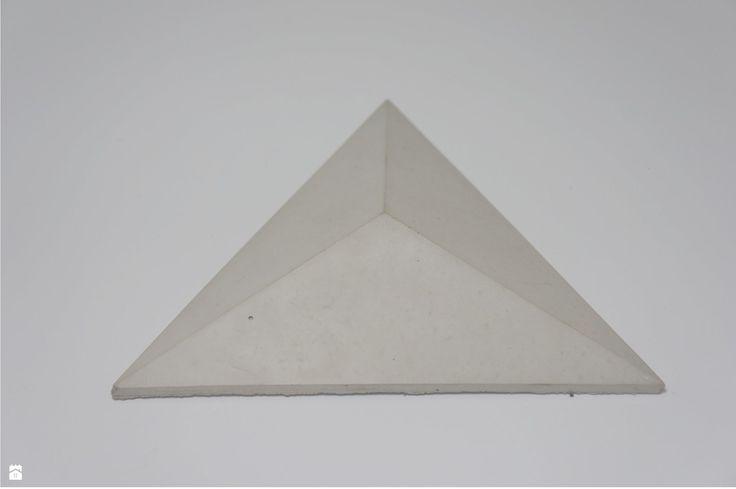Piramids - Płytka 3D Beton architektoniczny - zdjęcie od Bettoni - Beton Architektoniczny - Salon - Styl Nowoczesny - Bettoni - Beton Architektoniczny