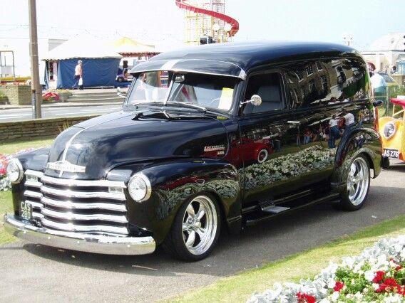 48 Chevy Panel
