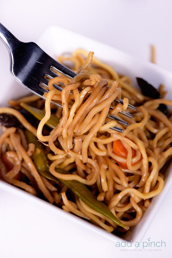 This Lo Mein recipe makes a quick and easy meal or filling side dish! A take-out favorite, this  lo mein recipe is even better at home! There are times that I absolutely crave Chinese food. (Like yesterday for lunch.) For years, I'd just have to let my cravings subside since we live so far out...Read More »