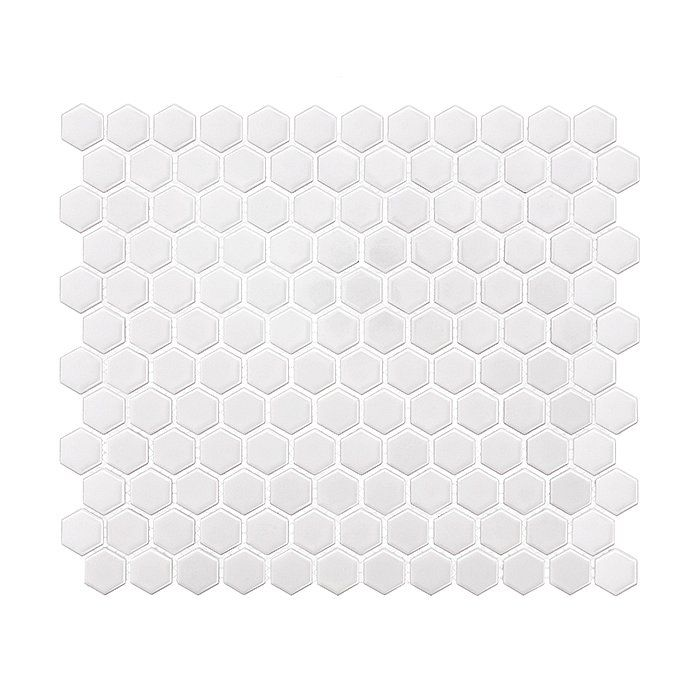 Płytki łazienkowe Heksagon - DUNIN