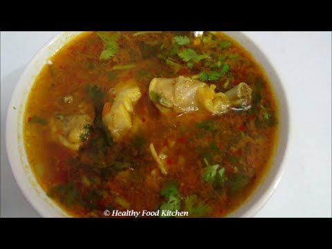 The 25 best soup recipes in tamil ideas on pinterest recipes chettinad nattu kozhi rasam recipe chicken rasamsoup recipe by healthy food kitchen forumfinder Images