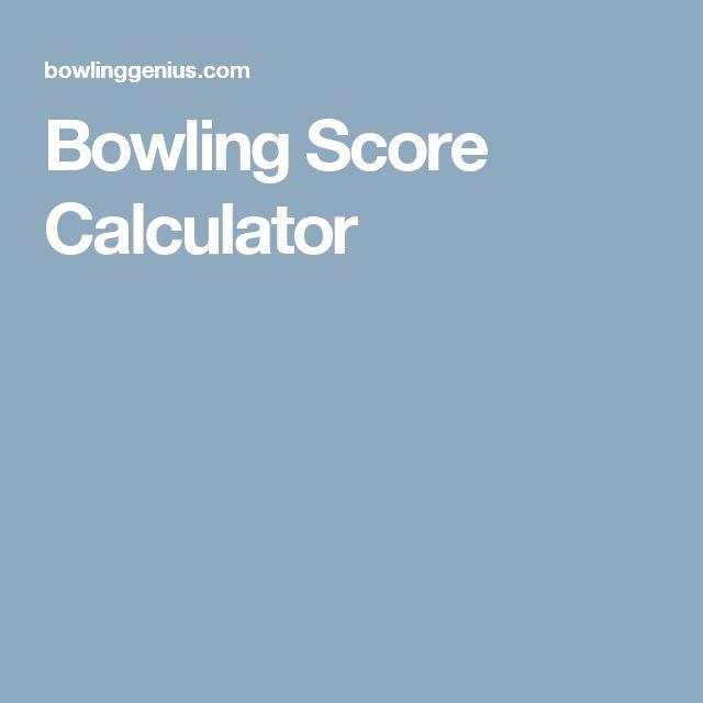 Best 25+ Act score calculator ideas on Pinterest Online - bowling score sheet