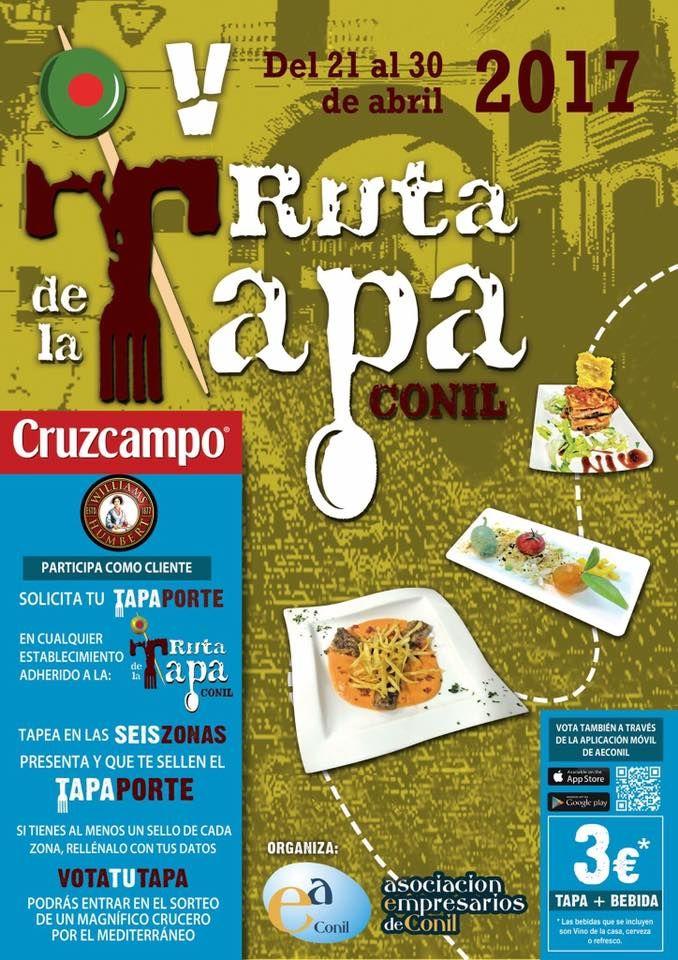 cool Ruta de la Tapa Conil 2017