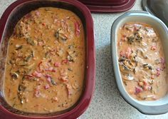 Einen einfachen, leckeren Rouladenauflauf habe ich für euch. Einfach vorzubereiten und schmeckt wunderbar.