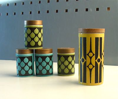 Potshots: Just add salt, pepper and a sprinkling of Hornsea geometrics.