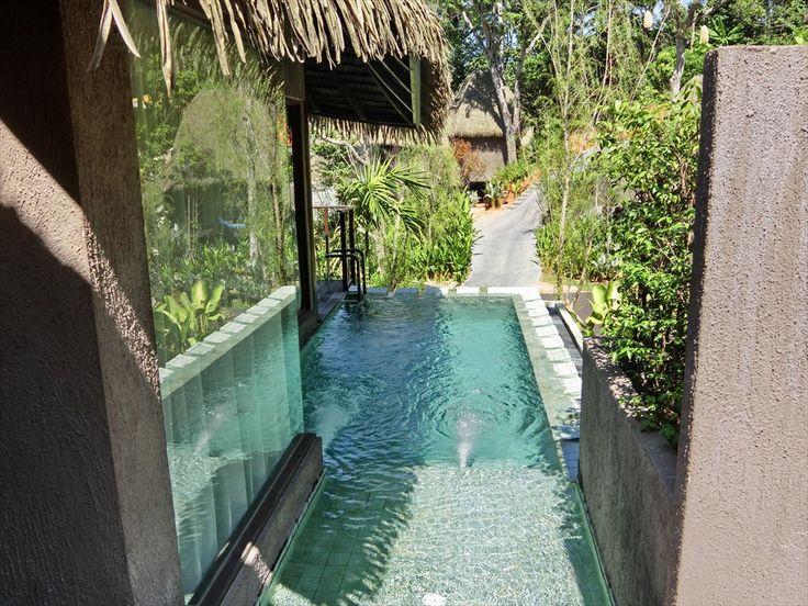 Clay Pool Cottageのお部屋 ( キーマラ プーケット / Keemala Phuket ) | プーケット旅行センターのブログ -タイ・プーケット島よりの現地情報-
