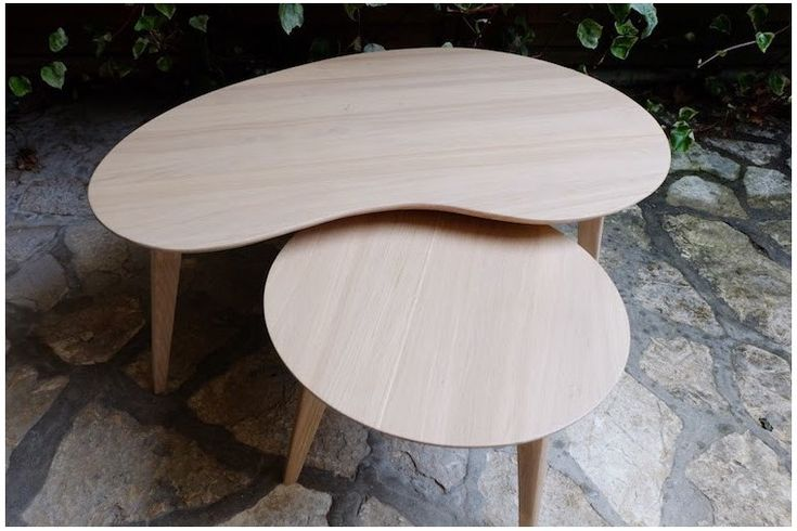 Les 25 meilleures id es de la cat gorie table gigogne - Tables basses modulables ...