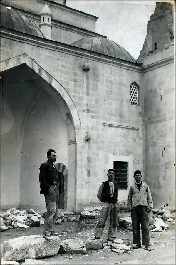 Afyonkarahisar, İmaret Camii (1950'ler)