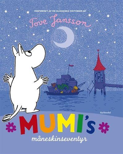 Mumi's måneskinseventyr - Tove Jansson - Indbundet (9788702103038) - Bøger - CDON.COM