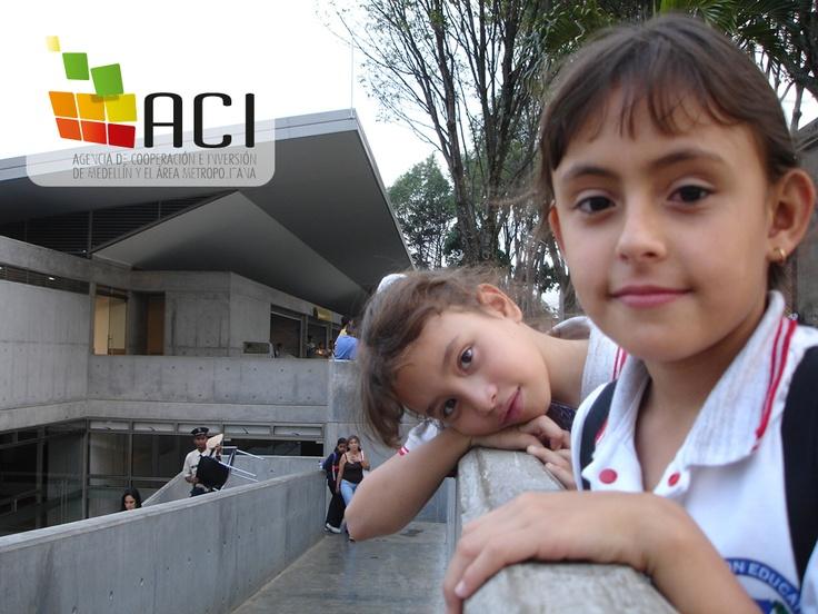 Parque Biblioteca San Javier [ #Medellin Un Hogar para la Vida ]