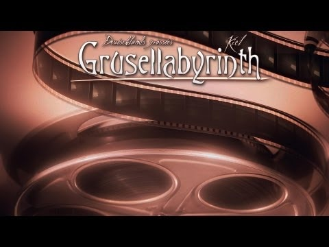 Am 5. Juli 2013 startet das Grusellabyrinth in die neue Saison. Alle Infos zum Programm auf http://www.grusellabyrinth.de.