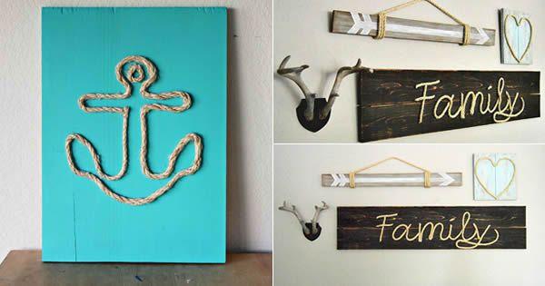 Dica barata para renovar a decoração da sua casa de forma simples e rápida.