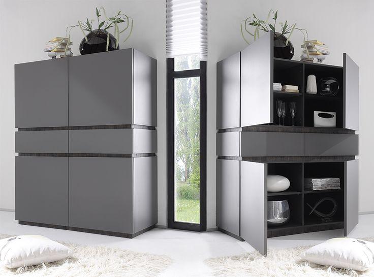 Italian Buffet Rex by LC Mobili 4 Doors & 2 Drawers - $1,749.00