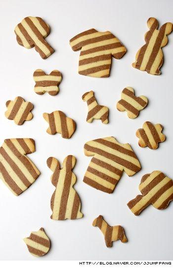 doesn´t it look a little like prison cookies?