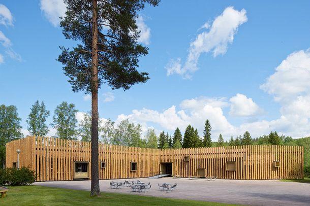 Культурный центр в Швеции