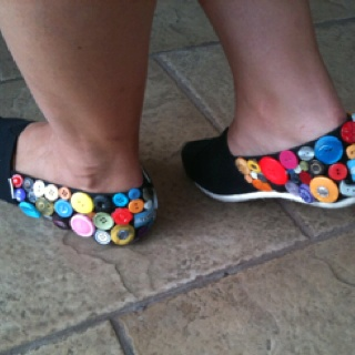 Decorated Toms