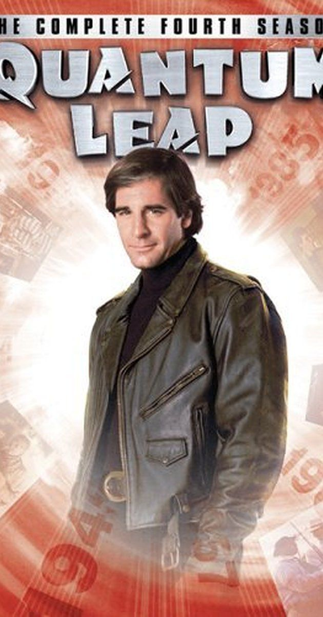 """Created by Donald P. Bellisario.  With Scott Bakula, Dean Stockwell, Deborah Pratt, Dennis Wolfberg. Scientist Sam Beckett finds himself trapped in time--""""leaping"""" into the body of a different person in a different time period each week."""