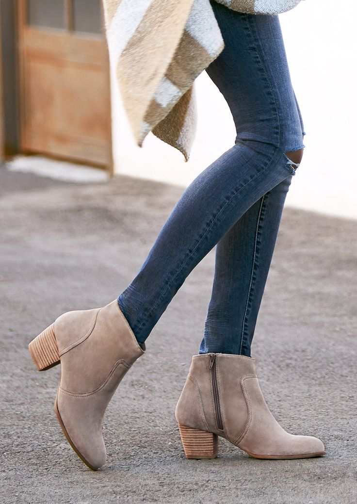 The most versatile booties you'll ever own