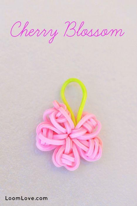 How to Make a Cherry Blossom Charm