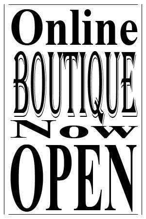 Wahoo the Online store is now OPEN