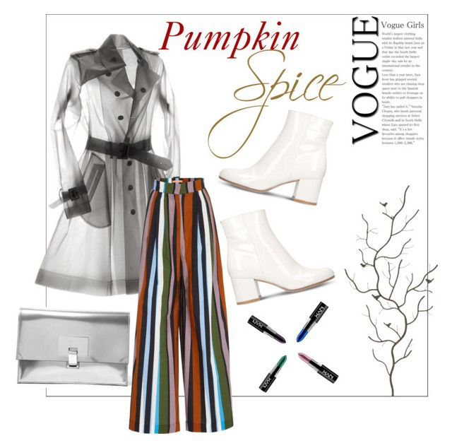 """""""Untitled #28"""" by siggan22 on Polyvore featuring Gianvito Rossi, Proenza Schouler, Smarteez and Universal Lighting and Decor"""