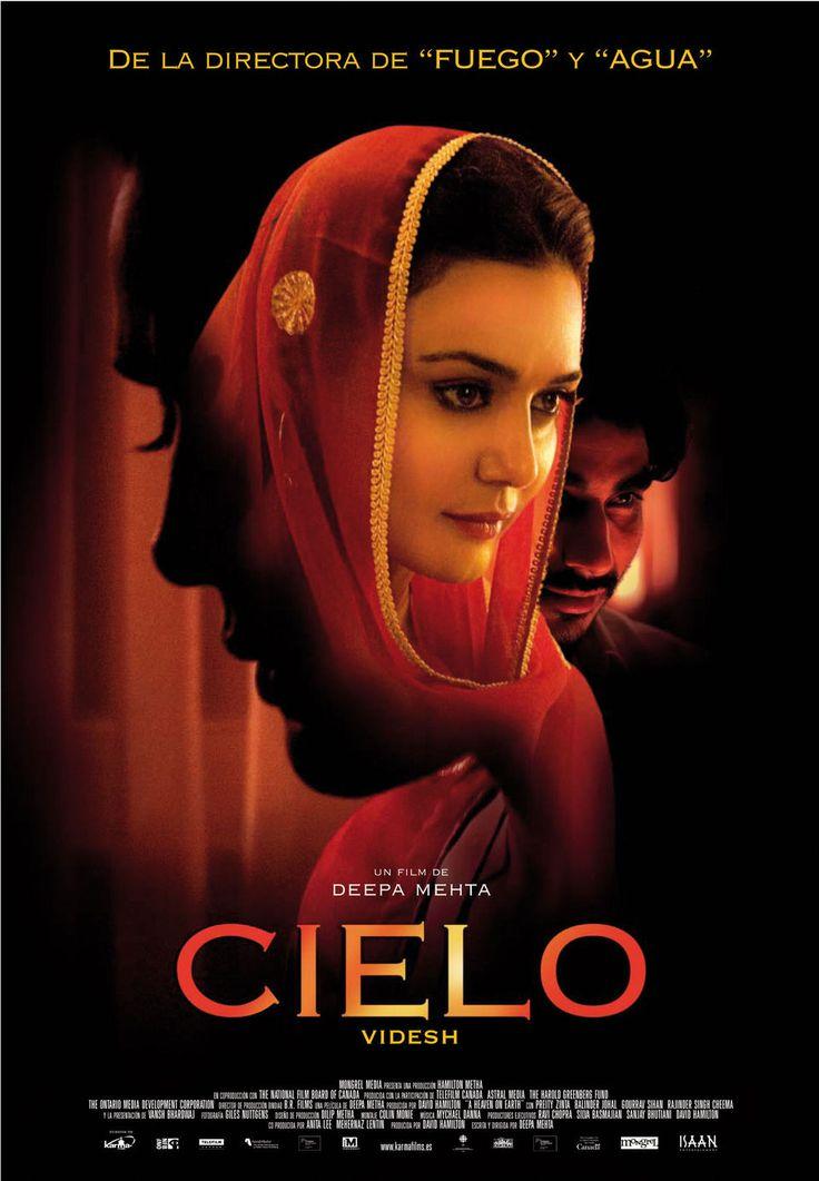 Cielo (2008) Canadá. Dir.: Deepa Mehta. Drama. Temas de xénero. Migración - DVD CINE 2340