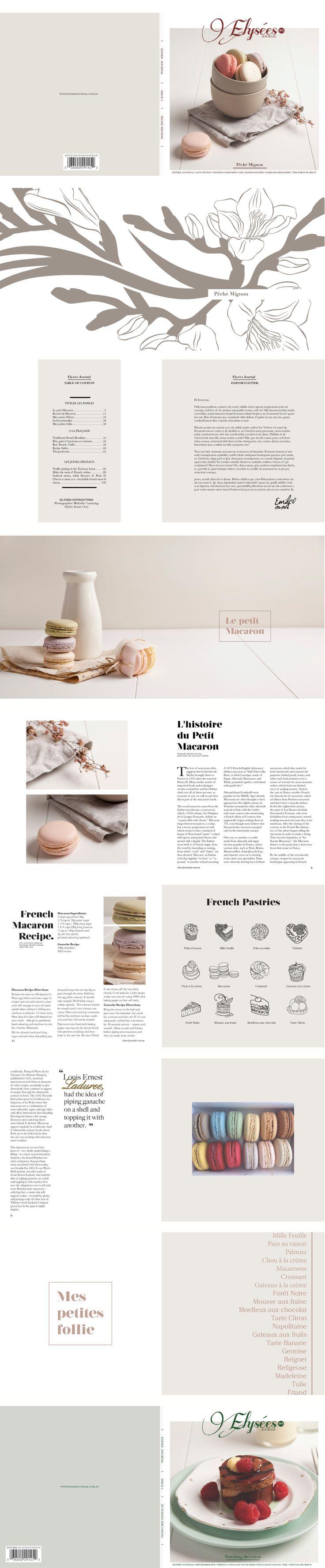 RMIT UNIVERSITY Media Communication Elyse Magazine By Emily Leung CreativeFest
