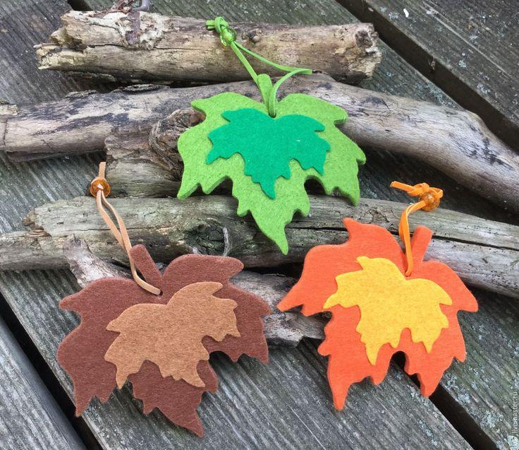 Купить Материалы для творчества Подвески Осенние - материалы для творчества, гирлянды, подвески, декорация, декоративные элементы