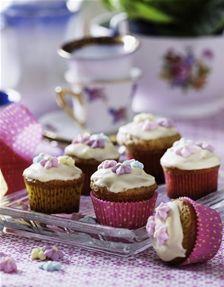 Små cupcakes