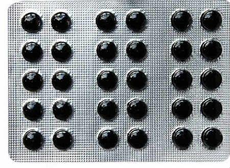 Мумие полезные свойства, применение и лечение_таблетки