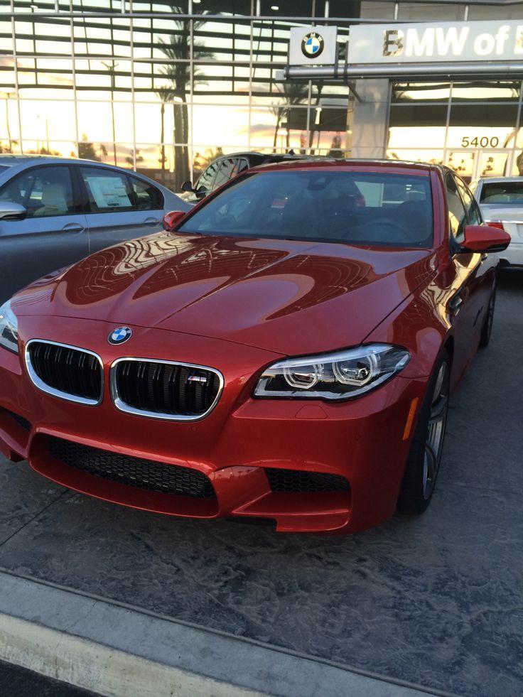 My Dream Car :)) 2014 Red BMW M6 Series