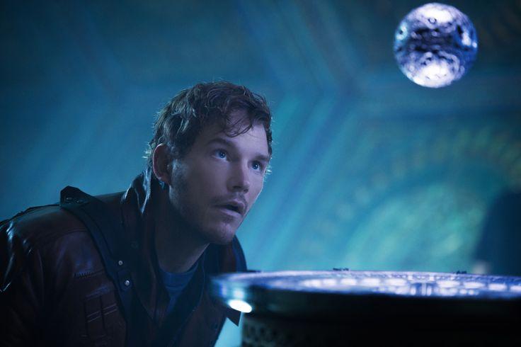 'Guardians of the Galaxy': Chris Pratt talks action hero transformation Yes.