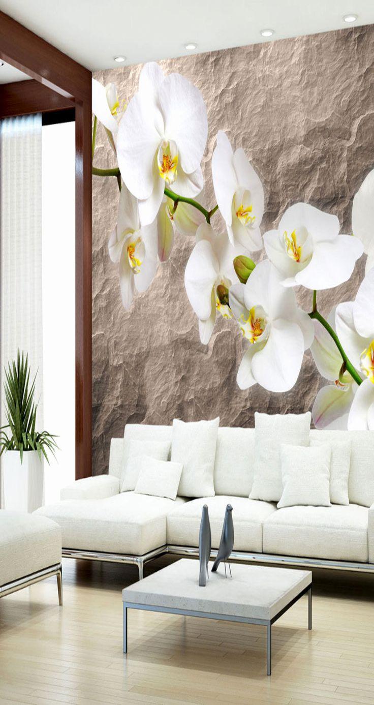 Vlies Fototapete Tapete Wandbilder Tapete Blumen 400x270