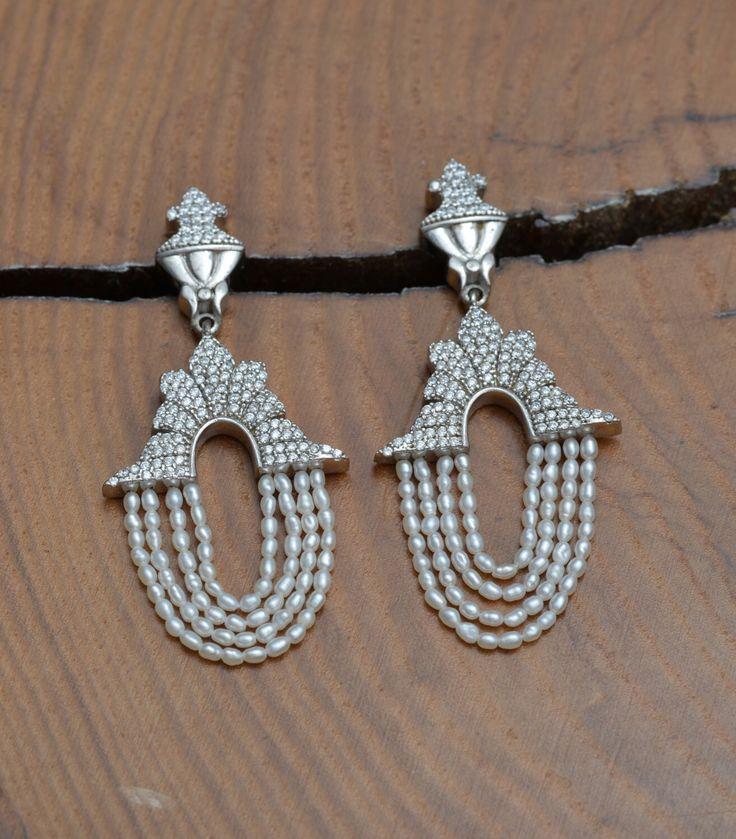 A personal favourite from my Etsy shop https://www.etsy.com/listing/279409430/silver-dangle-earrings-silver-earrings