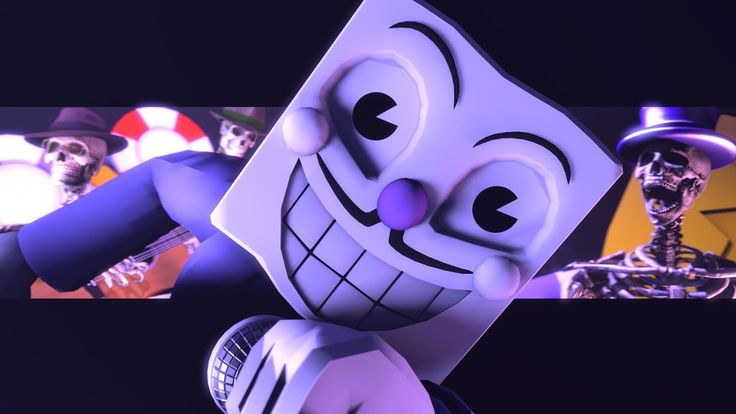 I'm Mr. King Dice - Die House SFM Animated (Concert Vocal by The Goatee)
