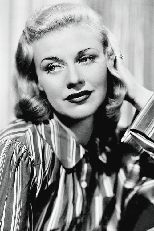 Ginger Rogers, 1938: