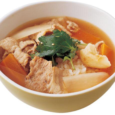 豚バラのクッパ | コウケンテツさんのごはんの料理レシピ | プロの簡単料理レシピはレタスクラブニュース