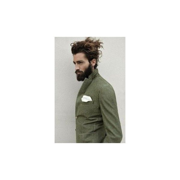 30 Best Mens Beard Styles Pictures In 2014 ❤ liked on Polyvore featuring men's fashion and people