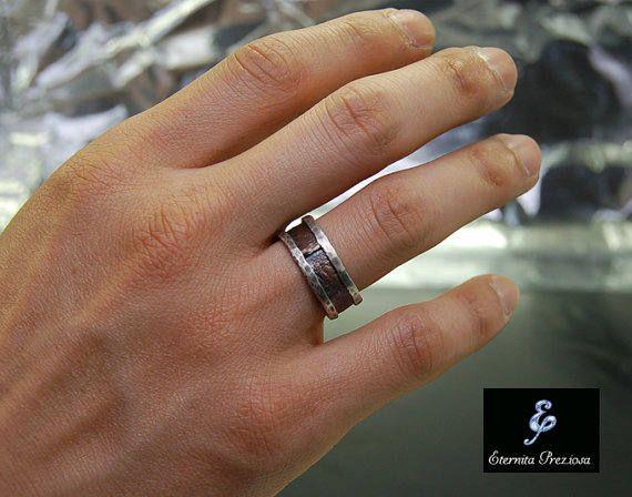 Mens Ring Mens Engagement Ring Mens Wedding Band Men's