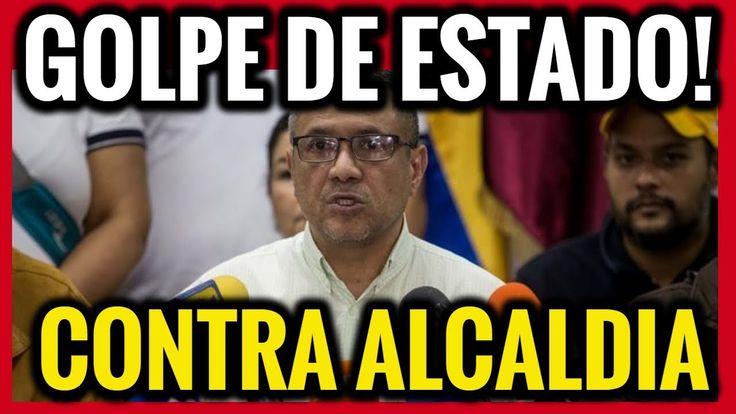 Venezuela NOTICIAS, ALCALDE CARACAS SE PRONUNCIA, ULTIMAS NOTICIAS HOY#V...