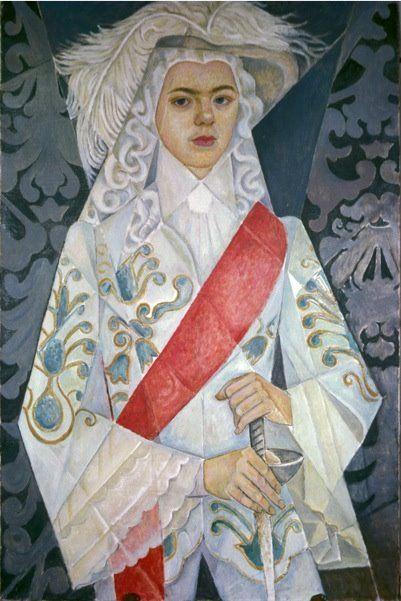 not identified,   Marevna (Marie Vorobieff)