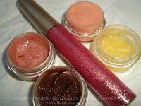 Codul Rosu: Cosmetice Naturale - Ruj, luciu de buze si balsam ...