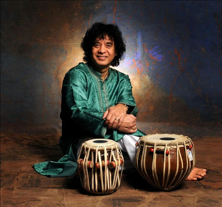 The tradition of Indian percussion has been revolutionized by tabla player Zakir Hussain!  Listen to evergreen melodies of #tabla maestro who's been making India proud for more than 30 years!