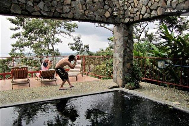 Oceanview Villa Gated Community 5BR in Manuel Antonio
