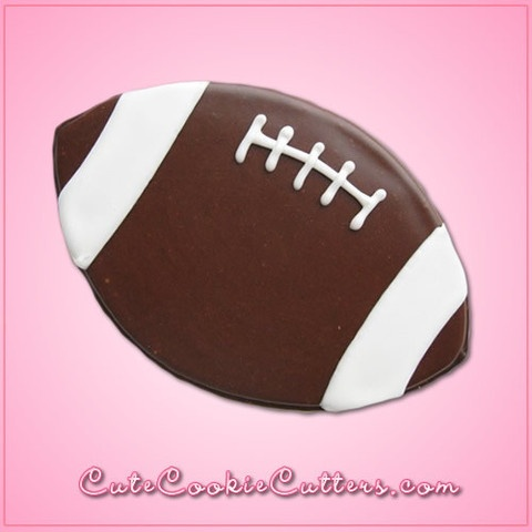 View Football Cookie Cutter in detail
